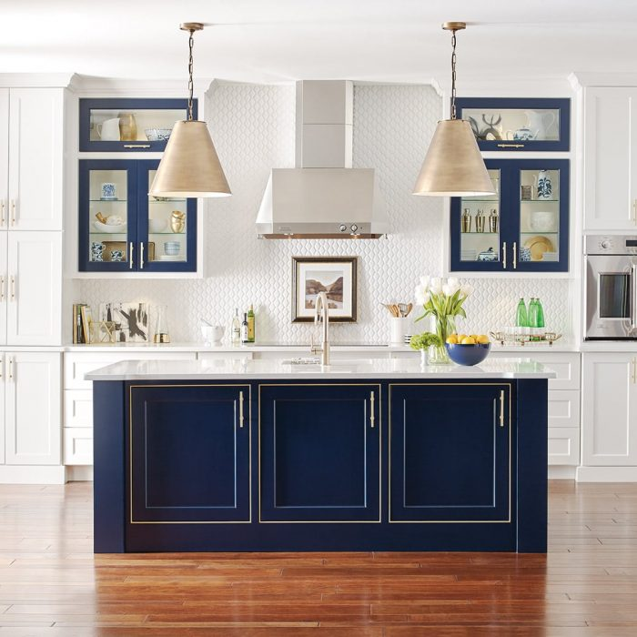 white_kitchen_custom_blue_kitchen_island_large